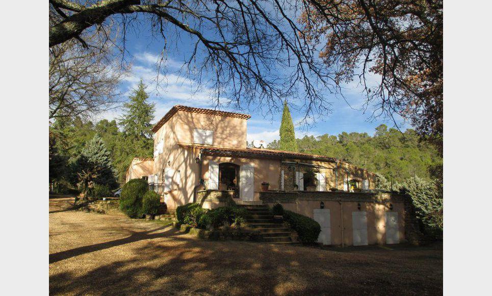 Domaine d 39 exception sur 20 hectares brue auriac vente for Vente maison gresy sur aix